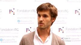Bertrand Favre, président du site bitwiin.com
