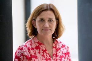 Véronique Descacq,secrétaire générale adjointe de la CFDT
