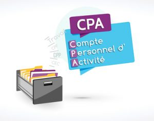 CPA - Compte personnel d'activité