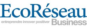 ecoreseau-business-white-logo